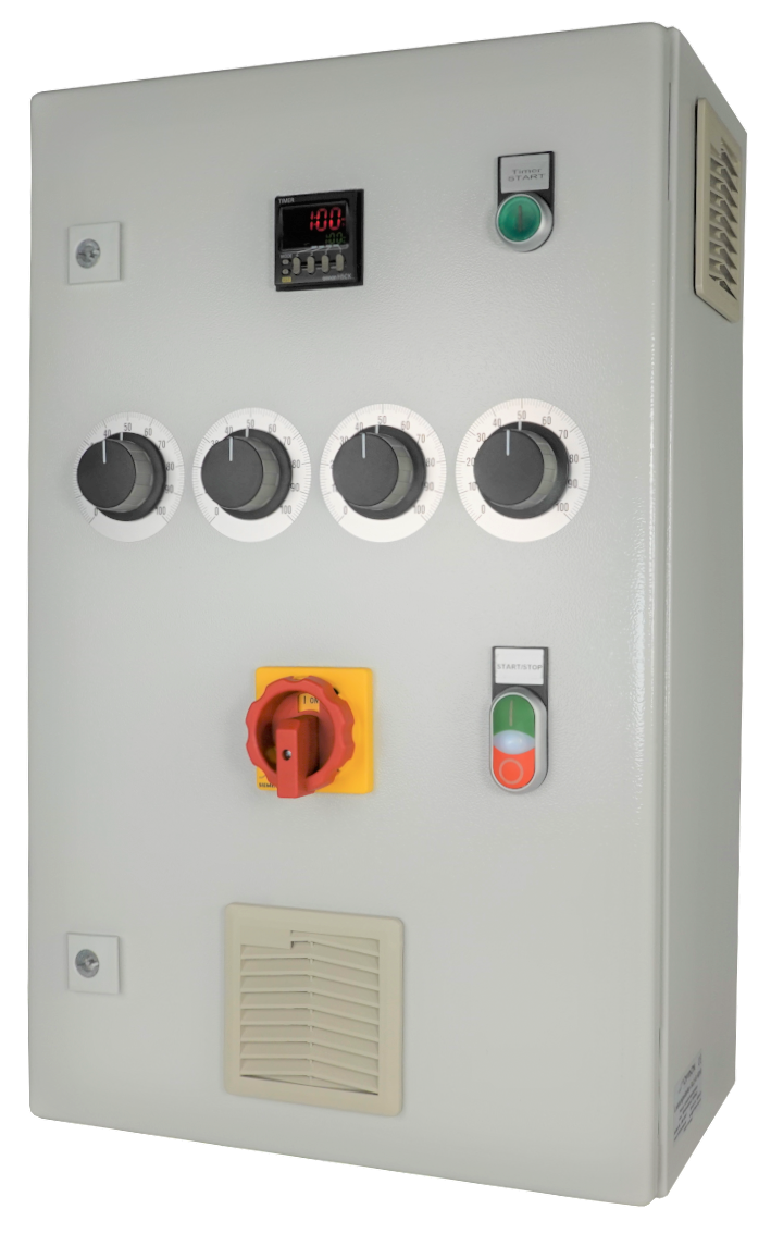 Infrared Heater Electronic Power Controller Phase Angle Control PLS Control Cabinets PLS-R